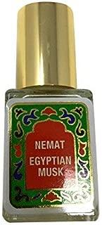 Nemat Enterprises, Perfume Oil Egyptian Musk, 0.17 Fl Oz