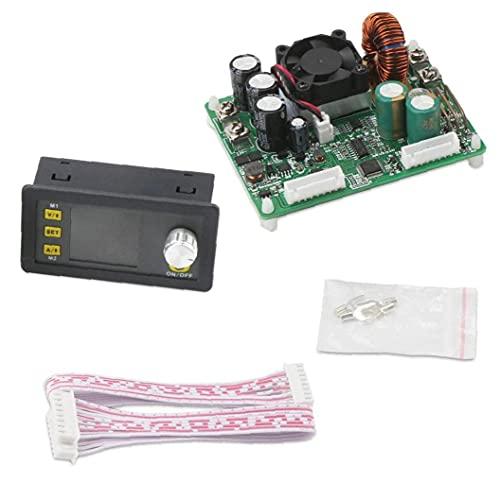 Gereguleerde voeding DPS5015 Digitale besturing DC Verstelbare vermogensomvormer 50V 15A Blackzoltage Stabilizer Voltage…