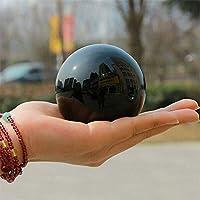水晶球 FENGSHUIボール、瞑想、クリスタルヒーリングのためのオスティ科クリスタルボールを癒す 占い球 (Color : 8cm)
