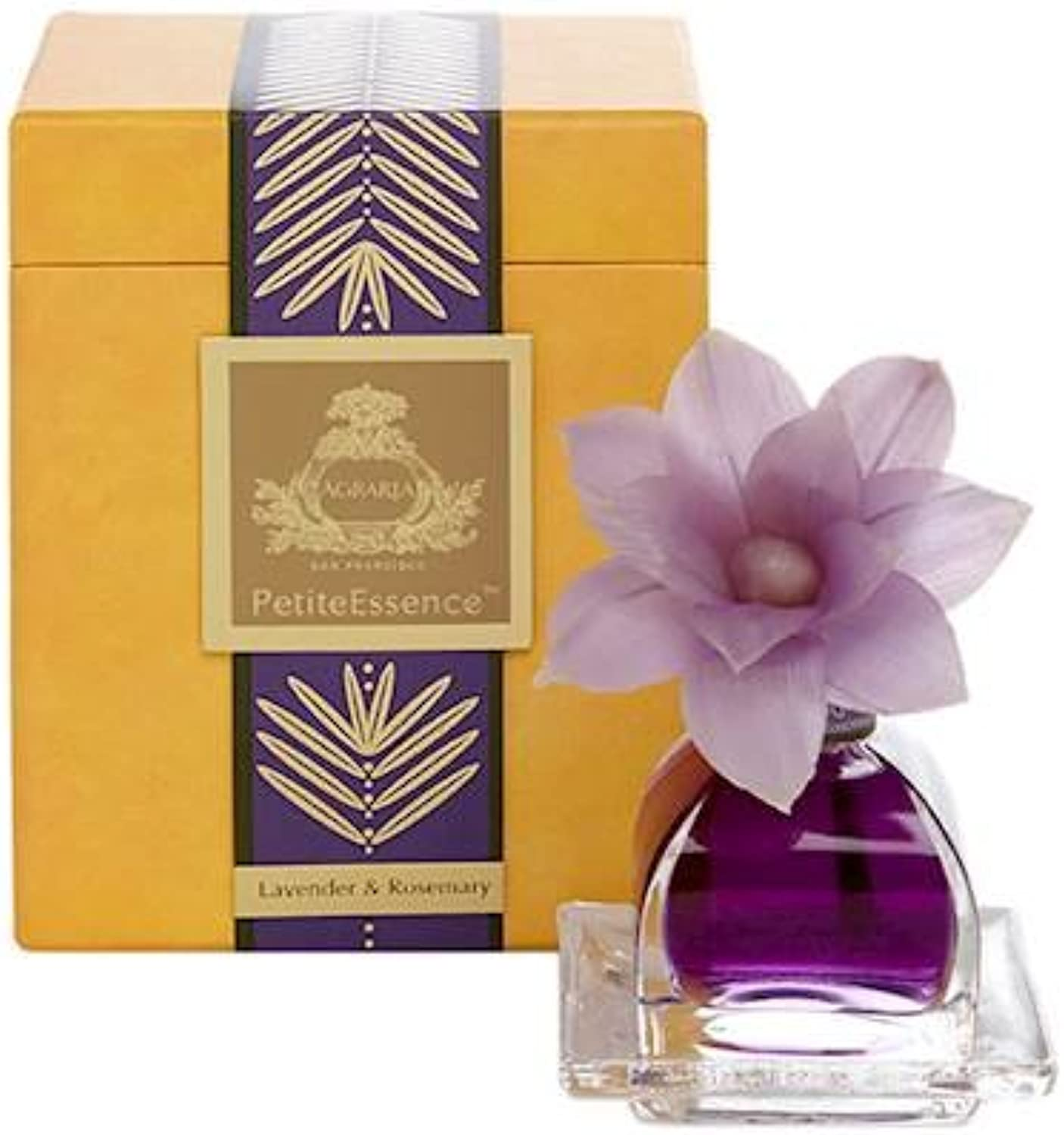 Lavender & pinkmary Flower Petitte Essence Reed Diffuser