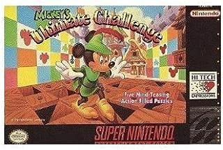 Mickey's Ultimate Challenge - Nintendo Super NES