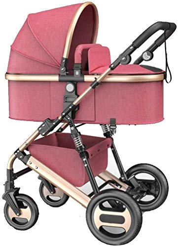 Why Should You Buy NANSONG Strollers, Baby Stroller, with a Five-Point Harness Safety, with a Foldin...