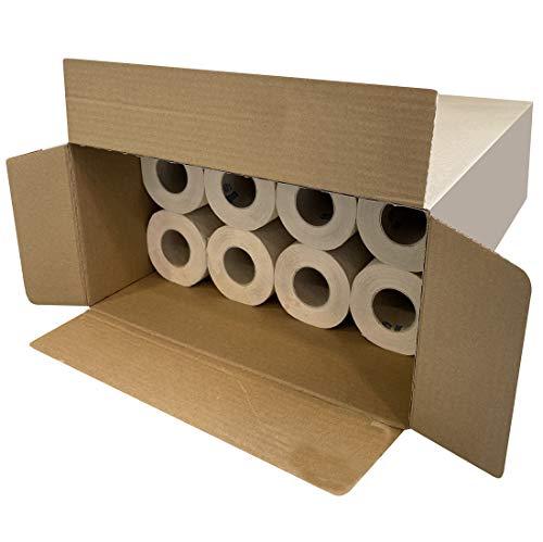 Dalia Box mit 48 Rollen extra lang (60 m/600 Blatt) aus umweltfreundlichem Toilettenpapier, 1 Stück, 5100 g