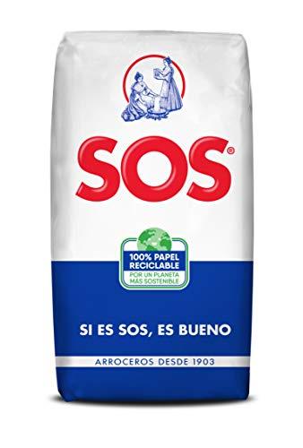 SOS - Arroz Redondo, 1 kg