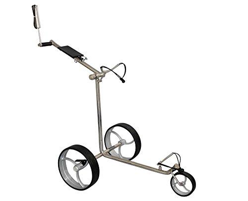 Tour Made RT–210S acier 3 roues Chariot de golf Push...