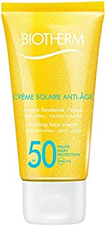Biotherm Sun Crème Solaire Fondante Anti Age Visage SPF50 Protector Solar - 50 ml