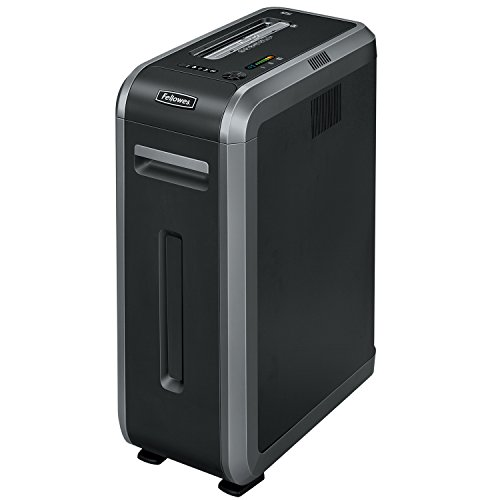 Lowest Prices! Fellowes 3312001 Shredder, Strip-Cut, 18 Sht Cap, 11-1/4x21x29, BK