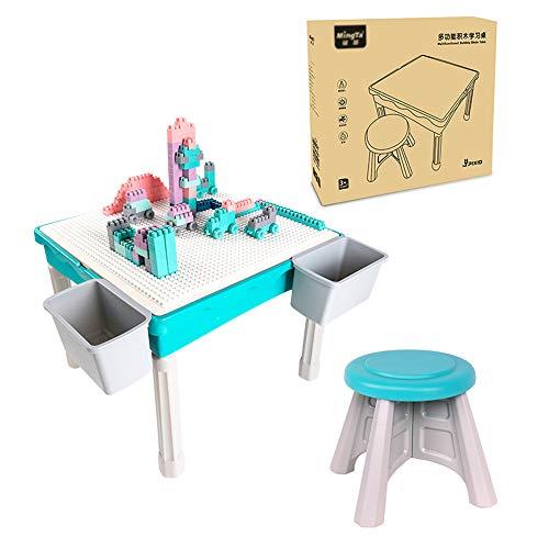 Home furniture Tables et chaises d 'Enfant, Table d'étude de Jeu Multi-Fonctionnelle, L'éducation précoce crée des Tables et des chaises Jouets Est Un Bon Cadeau pour Les garçons et Les Filles ZDDAB