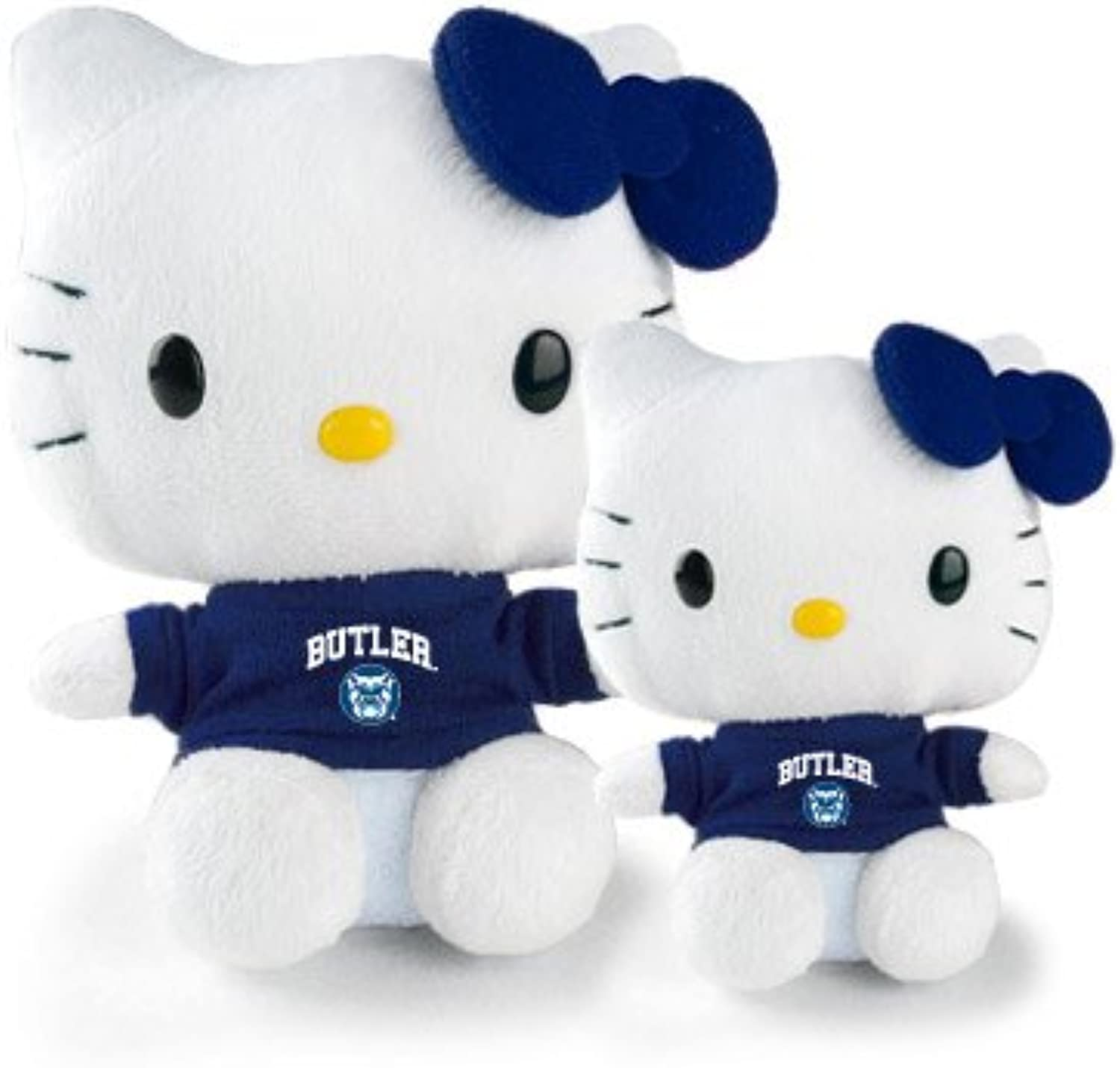 Hello Kitty Goes to College Butler Bulldogs Plush Toy