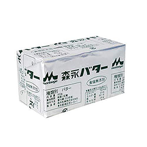 【 業務用 】 森永乳業 フレッシュバター 無塩 450g