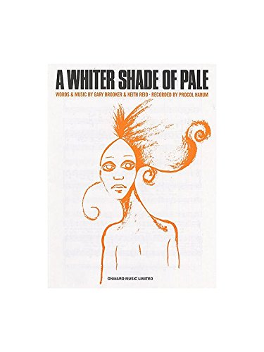 Procol Harum: A Whiter Shade Of Pale. Partituras para Piano, Voz y ...