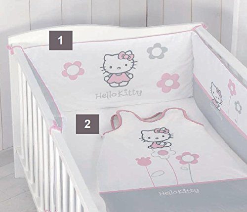HELLO KITTY - Tour de Lit - 40 x 180 cm -\