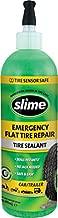Slime 10011 Emergency Tire Repair Sealant, 16 oz. (Car/Trailer)