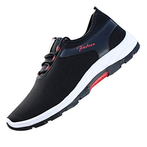 Homme Chaussures De Course Sport Running Mesh...