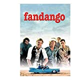 Zplbdw Poster Fandango Filmplakat Kevin COSTNER Judd Nelson