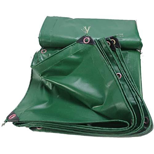 Heavy Duty verde Lona, multipropósito cubierta impermeable Poli tela grande for Trailer jardinería camping al aire libre, leña, Lona tienda del pabellón, piscina cubierta BTZHY ( Size : 20ft*32.8ft )
