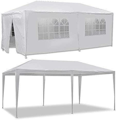 HomGarden 10 x20 Outdoor Canopy Tent Camping Gazebo Storage Shelter Pavilion Cater for Party product image