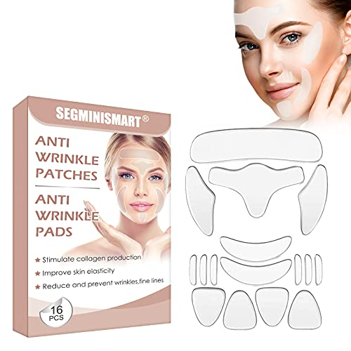 Anti Wrinkle Patches, Patch Antirughe, Pad Antirughe, Pad An