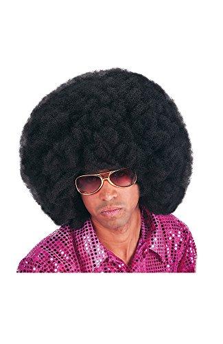 Perruque afro mEGA perruque afro de déguisement années 60