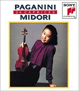 Paganini: 24 Caprices by unknown (1989-10-11)