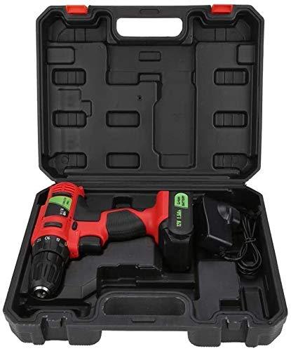 Elektrische oplaadbare accu boormachine schroevendraaier Industrial Handheld Tool 12V (GB), 12V elektrische oplaadbare accu boormachine schroevendraaier Industrial Handheld Tool UK Plug 100-240V zhiha