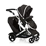 Hauck Duett 2 Tandem Double Pushchair up to 36 kg with Reversible Seat