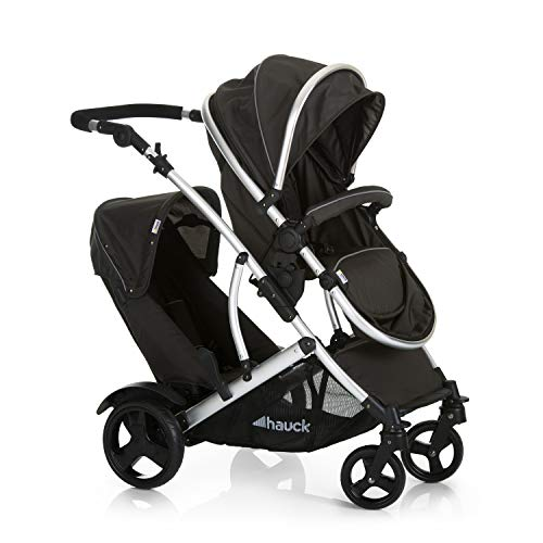 Hauck Duett 2 Tandem Double Pushchair