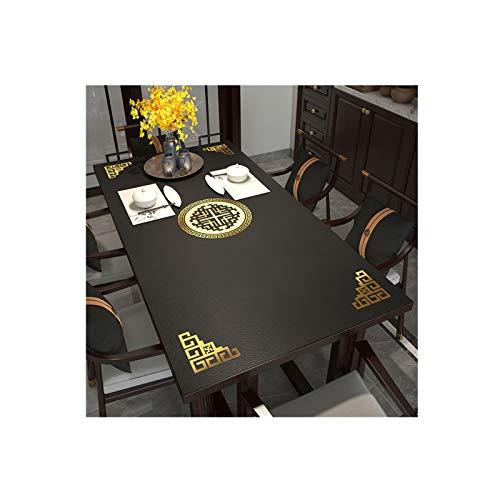 Goplnma Mantel lavable para mesa de jardín, protector de mesa, protección antimanchas,...