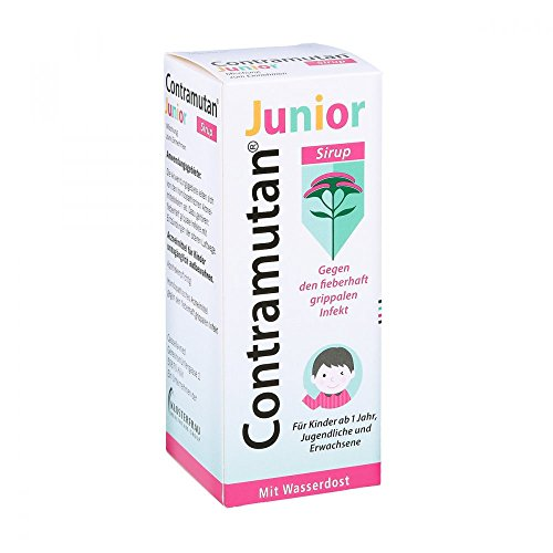 Contramutan Junior, 150 ml Sirup