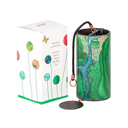 Zaphir Klangspiel Crystalide | Frühling | mit Geschenkverpackung | Geschenkbox | Shanti