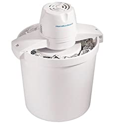 Hamilton Beach 68330N vs White Mountain Ice Cream Maker
