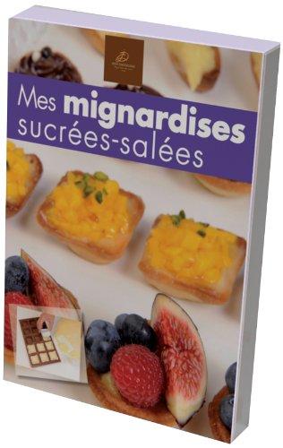 DAUDIGNAC JD 952.04 Kit de Pâtisserie Mes Mignardises Sucrées et Salées Silicone Marron