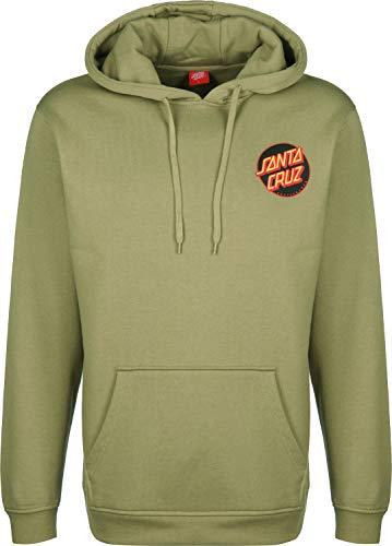 Santa Cruz Other Dot Hood Sage t-Shirt AI19
