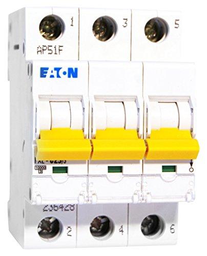 Eaton PXL-C25/3 Einbau-Automat, dreipolig, 236428