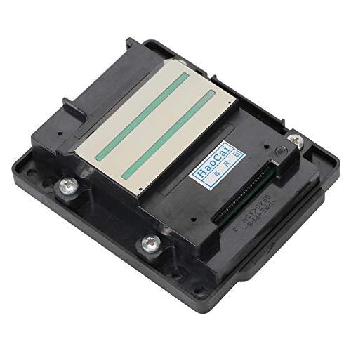 Hopcd Testina di Stampa a Colori, Kit di Sostituzione della Testina di Stampa per Modello Universale per ugello/Testina di Stampa Serie per EPSON WF-7620/WF7610, Nero(Nero)
