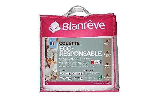 Blanrêve Couette Eco Responsable Très Chaude 240 x 220