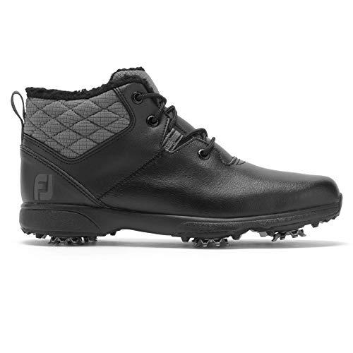 FootJoy WN FJ Boot Boa, Zapatos de Golf para Mujer, Negro