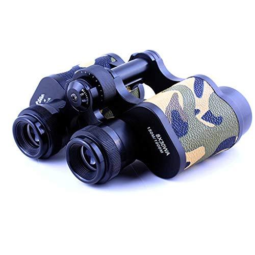 L&WB Telescoop 8X30 Duitse militaire verrekijker HD High-Powered, Outdoor Camping, Toerisme, Jacht, Bergbeklimmen, Vogels kijken