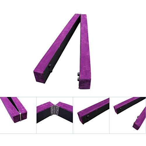 Bestmart INC Sectional Floor Balance Beam Gymnastics