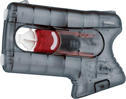 Kimber Self Defense Less-Lethal PepperBlaster II; Pepper Spray Gun (Gray)