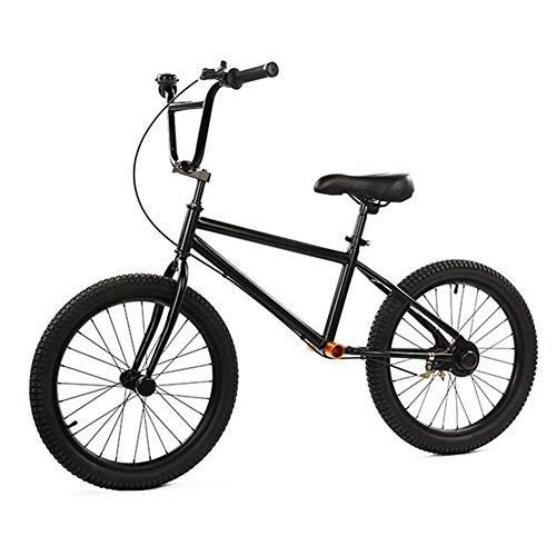 YXX-Bicicleta Sin Pedales Bici Sin pedal Bicicleta de equilibrio para adultos, niños grandes y principiantes, Bicicleta de entrenamiento ajustable con freno de mano y ruedas de 20 pulgadas, Carga máxi