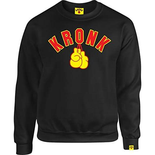 Kronk Boxing Men's Gloves Sweatshirt