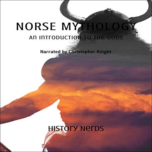 Norse Mythology audiobook cover art