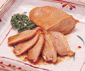 合鴨ロースオレンジソース煮(1本約200g)