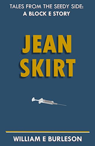 Jean Skirt (Tales of Block E Book 3) (English Edition)