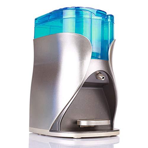 Dispensador de líquidos Escritorio Dispensador de jabón, de pared botella de la loción ABS bomba de jabón Gel de ducha / champú jabón de la botella con pilas de la botella de líquido Botella de loción