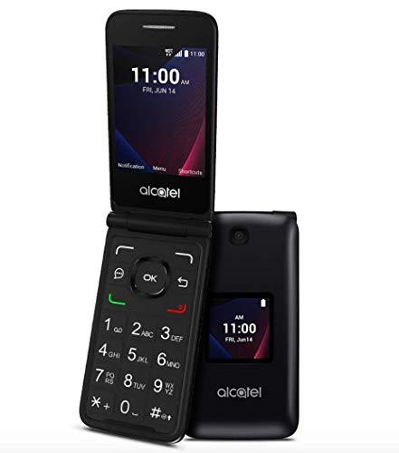 Alcatel GO FLIP V 4051S Verizon 4G LTE (Renewed)