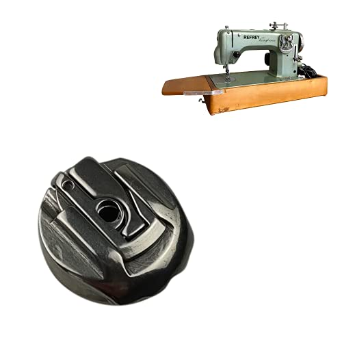 Canillero Refrey 407, 417, 427, 430 Máquina de Coser - La Canilla | Caja Bobina Metálica Compatible con Serie Preferida, Transforma e Industrial