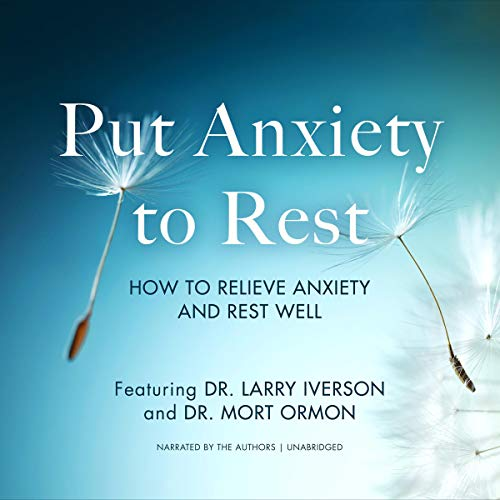 Putting Anxiety to Rest audiobook cover art