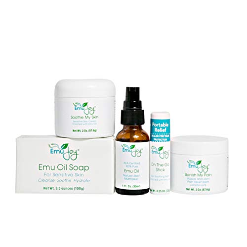 Soothe My Lichen Sclerosus Kit - Itch and Pain Relief with Gentle Effective Ingredients
